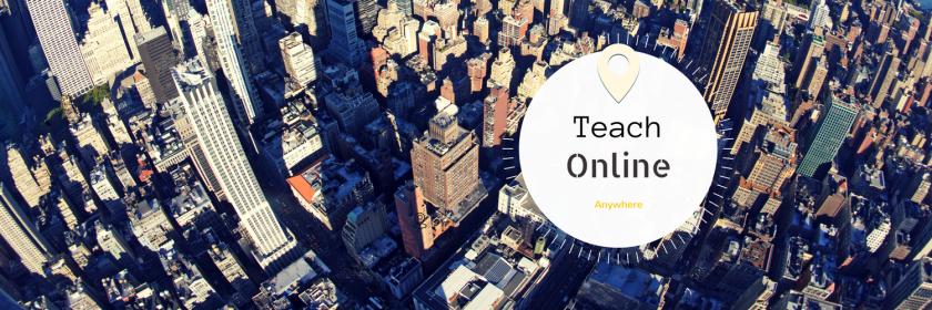 teach-online-anywhwere